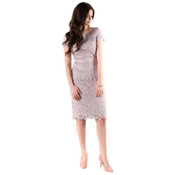 ed6756df7c DownEast Dresses | New Basics Womens Lace Fancy Dress | Poshmark